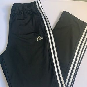 Straight Leg Adidas Pants Large